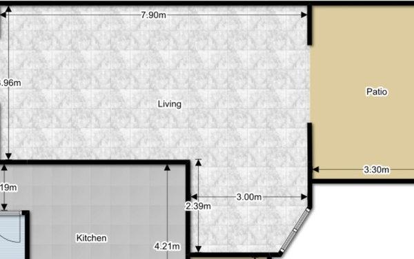Furniture Arrangement In L Shaped Living Dining Room