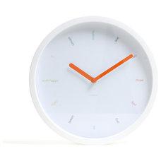 Modern Clocks by Poppin