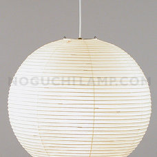 Asian Pendant Lighting by Noguchi