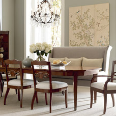 Traditional Dining Room by Sheffield Furniture & Interiors