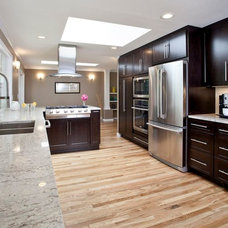 Contemporary Kitchen by Parr Cabinet Design Center - NE Portland