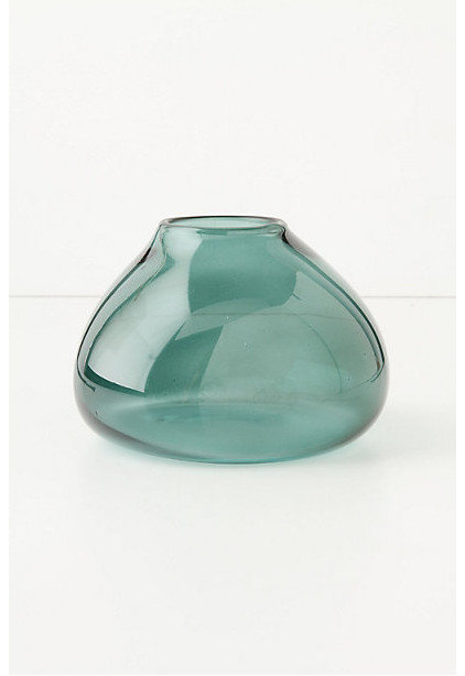 modern vases by Anthropologie