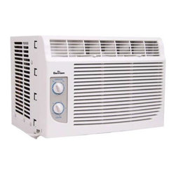 Garrison - Garrison 5,000 BTU 115 Volt Window Mount Air Conditioner - Mode Selection: