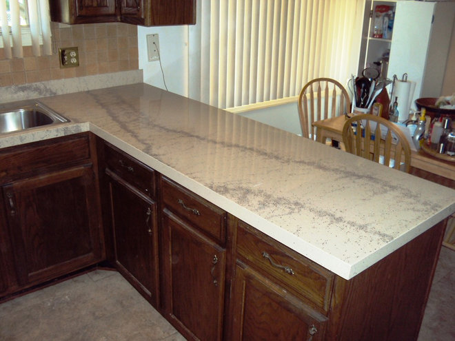 Kitchen Countertops by Granite Transformations of Central Illinois