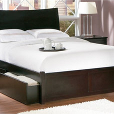 Contemporary Platform Beds by Hayneedle
