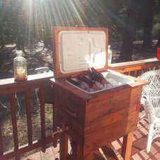 Rustic Outdoor Products by Realtor in PLACERVILLE