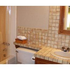Bathroom face lift on a budget - Houzz