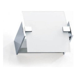 """Decor Walther - Decor Walther Screen 1-15 Mirror Clip Lamp - The Screen 1-15 mirror clip lamp has been designed and made by Decor Walther.  This is the version for the use of a fluorescent lamp of the mirror  lamp screen 1 by Decor Walther. The lamp feature a very sophisticated  design. A flat screen made of matt glass is held at both sides by a  metal structure and is freely rotatable. This way you can effortlessly  adjust the illumination properties to your needs. The structure is  available in a chrome or satined nickel version. The model is also  available as a wall lamp. Product Details:  The Screen 1-15 mirror clip lamp has been designed and made by Decor Walther. This is the version for the use of a fluorescent lamp of the mirror lamp screen 1 by Decor Walther. The lamp feature a very sophisticated design. A flat screen made of matt glass is held at both sides by a metal structure and is freely rotatable. This way you can effortlessly adjust the illumination properties to your needs. The structure is available in a chrome or satined nickel version. The model is also available as a wall lamp. Details:                                     Manufacturer:                                      Decor Walther                                                                  Designer:                                     In House Design                                                                  Made in:                                     Germany                                                                  Dimensions:                                      Length: 5.91"""" (15 cm) X Depth: 4.33-6.30"""" (11-16 cm) X Height: 1.97-5.12"""" (5 - 13 cm)                                                                  Light bulb:                                      1 x R7s Max 150W                                                                   Material:                                      Metal"""