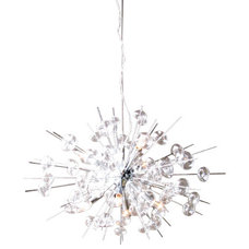 Modern Chandeliers by Solaria LIghting