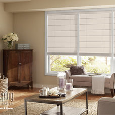 Contemporary Window Blinds by Blinds Chalet