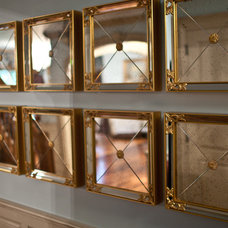 Traditional Wall Mirrors by Linly Designs