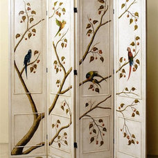 Traditional Screens And Room Dividers by The Room Divider Store