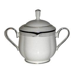 Lenox - Lenox Erin  Sugar Bowl W/Lid - Lenox Erin  Sugar Bowl W/Lid