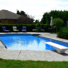 Traditional  by Waterworld Pools