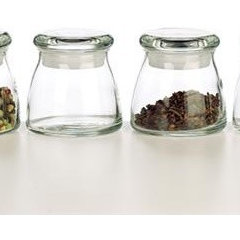 modern food containers and storage by Kitchen & Company