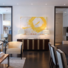 Contemporary Living Room by Ceremony