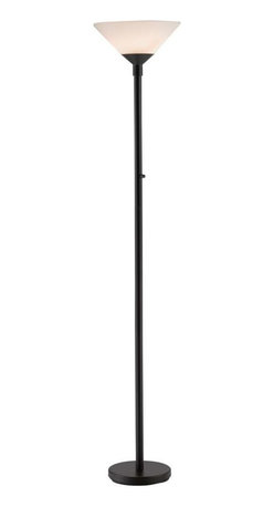 300 watt halogen floor lamp floor lamps find reading lamps and arc. Black Bedroom Furniture Sets. Home Design Ideas