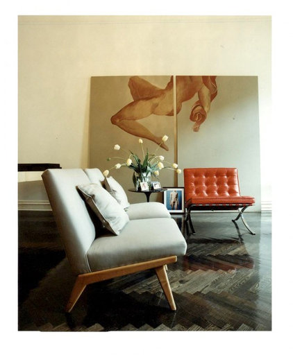 Small Eclectic Living Rooms: 14 Settees And Lounges That Work Magic In Small Spaces
