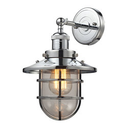 Shop Nautical Wall Sconce Lights Wall Lighting on Houzz