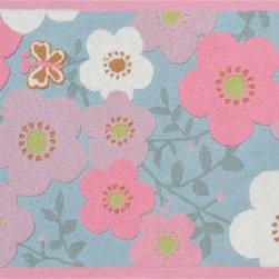 The Rug Market - Potpourri (Flower Fantasy) area rug -