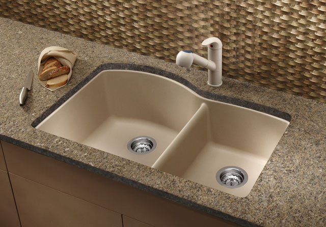 Contemporary Kitchen Sinks by BLANCO