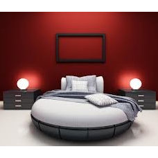 circular bed - Google Search