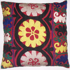 mediterranean pillows by Fabricadabra
