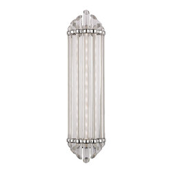 HUDSON VALLEY LIGHTING - Hudson Valley Lighting Albion-Bath And Vanity Polished Nickel - Free Shipping