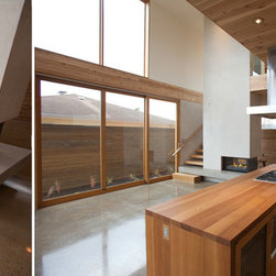 Quantum Windows & Doors   PATH Architecture - Ty Milford Photography   Portland, OR