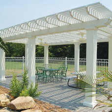 Traditional Patio by Americana Building Products Inc
