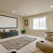 Home Theater by Murray Franklyn