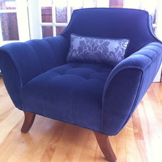 Eclectic Chairs by Artisan Upholstery Studio