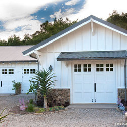Outswing Carriage Garage Doors -