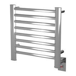 Amba - Amba Sirio S-2121 Series Collection Towel Warmer - Dual-purpose radiator functions as towel warmer and space heater