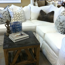 Eclectic Sectional Sofas by The Sofa Guy
