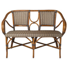 Traditional Dining Benches by howardkaplandesigns.com