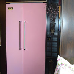 Viking VCSB5422 - Check out our new pink kitchen on display @ Snow Bros. Appliance.