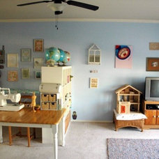 Dee's Dual Craft & Playroom My Room   Apartment Therapy
