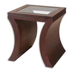 "24132 Milan, Lamp Table by Uttermost - Get 10% discount on your first order. Coupon code: ""houzz"". Order today."