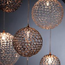 Contemporary Pendant Lighting by Bahir Custom Lighting & Decor