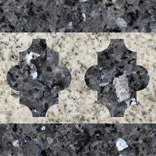 Eclectic Floor Tiles by A Stonetech P.Ltd.