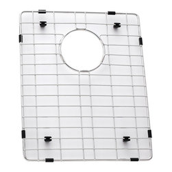 Kraus - Kraus Stainless Steel Bottom Grid - *Kraus Bottom Grid is an ideal addition to your kitchen sink