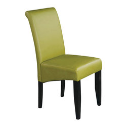 Office Star - Office Star Metro Parsons Chair In Espresso - Features: