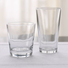 Traditional Everyday Glasses by Pottery Barn