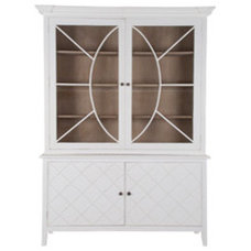 Contemporary Storage Units And Cabinets by Jayson Home