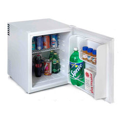 Avanti - Superconductor 1.7 Cubic Foot Refrigerator - Keep your beverages cold and close with this mini fridge. This 1.7 cubic foot refrigerator features a classic white color and temperature control.