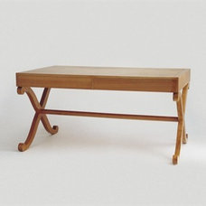 traditional desks by Jan Showers