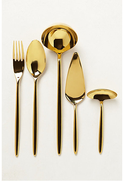 Contemporary Serving Utensils by Anthropologie