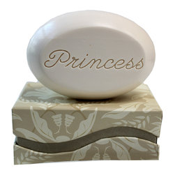 New Hope Soap - Scented Soap Bar Personalized – Princess, Freesia - Personalized Scented Soap Bar Gift Set Engraved with Princess