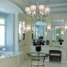 Traditional Bathroom by Portis Building & Interiors